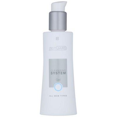 gel limpiador para todo tipo de pieles