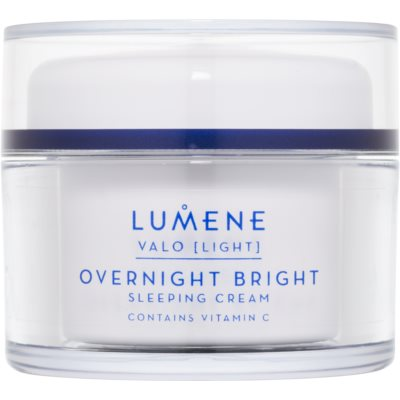 Illuminating Night Cream With Vitamine C