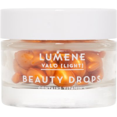 Facial Serum In Capsules