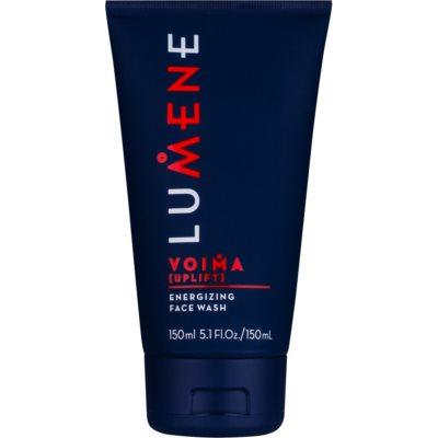Lumene Men Voima [Uplift] gel lavant énergisant visage
