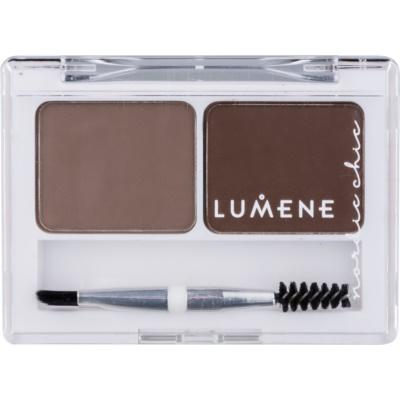 Palette voor Wenkbrauw Make-up
