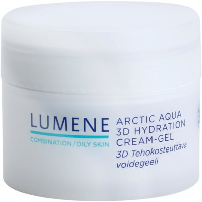 creme gel hidratante para pele mista e oleosa