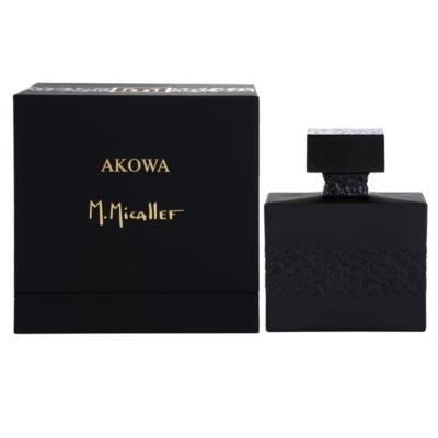 M. Micallef Akowa Parfumovaná voda pre mužov