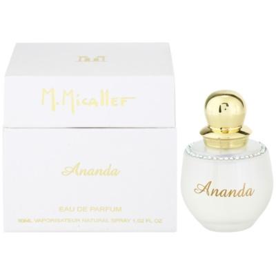 M. Micallef Ananda eau de parfum για γυναίκες