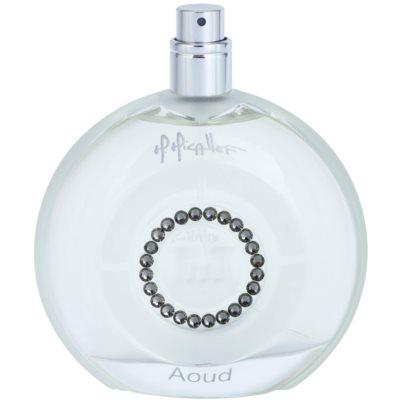 M. Micallef Aoud eau de parfum teszter férfiaknak