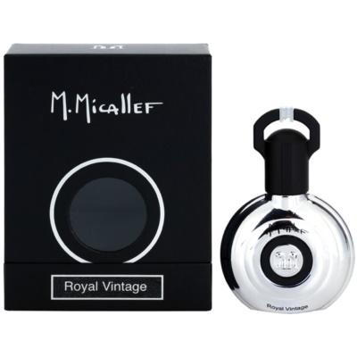 M. Micallef Royal Vintage Eau de Parfum voor Mannen