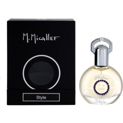eau de parfum férfiaknak 30 ml