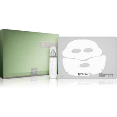 auffüllende Maske mit feuchtigkeitsspendender Wirkung