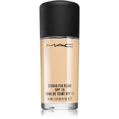 MAC Studio Fix Fluid матиращ грим SPF 15