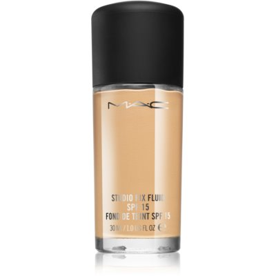 MAC Studio Fix Fluid Mattifying Foundation SPF 15