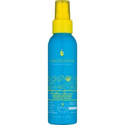 regenerujący spray do włosów po opalaniu