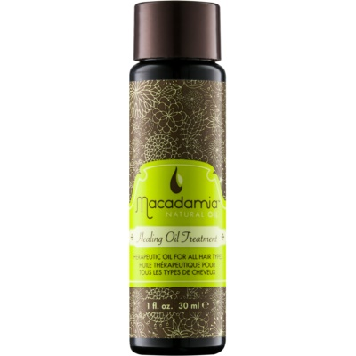 Macadamia Natural Oil Care tratamento para todos os tipos de cabelos