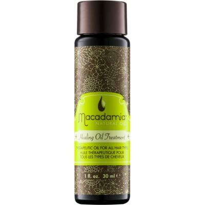 Macadamia Natural Oil Care процедура за всички видове коса