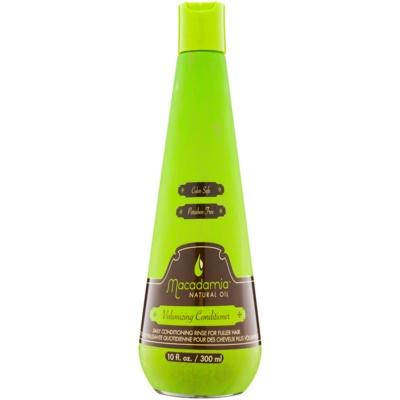 Macadamia Natural Oil Care après-shampoing pour donner du volume