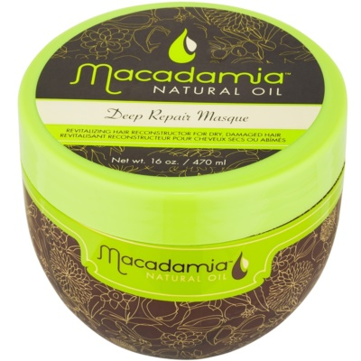 Macadamia Natural Oil Care maska za suhe in poškodovane lase