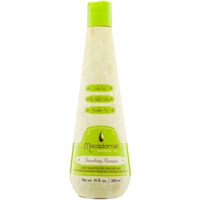 champô alisante para cabelos danificados e quimicamente tratados