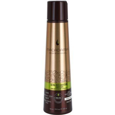 condicionador nutritivo para cabelo muito danificado
