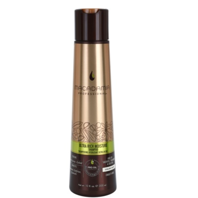 vyživující šampon pro velmi poškozené vlasy