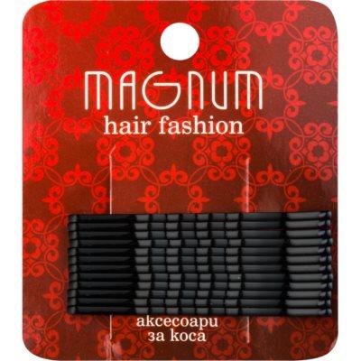 spinki do włosów czarny