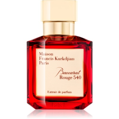 Maison Francis Kurkdjian Baccarat Rouge 540 extrato de perfume unissexo