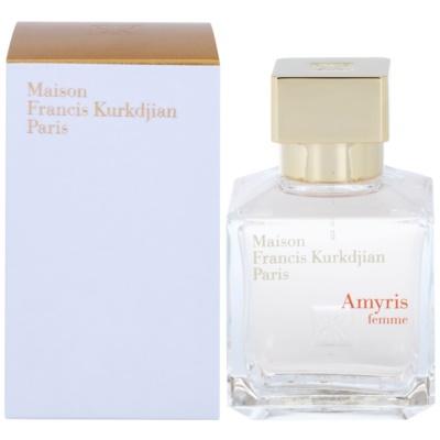 Maison Francis Kurkdjian Amyris Femme Eau de Parfum für Damen
