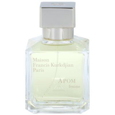 Maison Francis Kurkdjian APOM Pour Femme parfémovaná voda pro ženy