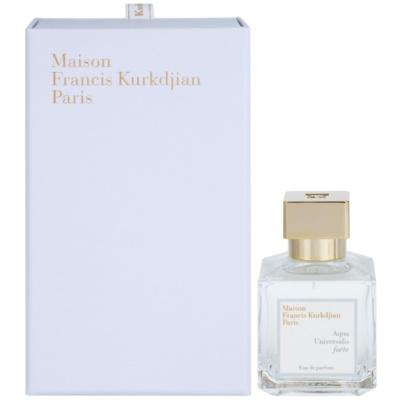 eau de parfum unisex 70 ml