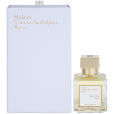 Maison Francis Kurkdjian Aqua Vitae Forte parfumska voda uniseks