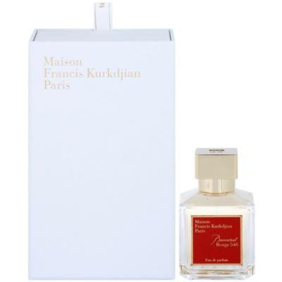 Maison Francis Kurkdjian Baccarat Rouge 540 Eau de Parfum unisex