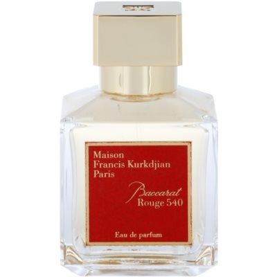 Maison Francis Kurkdjian Baccarat Rouge 540 parfemska voda uniseks