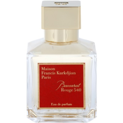 Maison Francis Kurkdjian Baccarat Rouge 540 eau de parfum unissexo