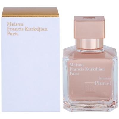 Maison Francis Kurkdjian Féminin Pluriel Eau de Parfum für Damen