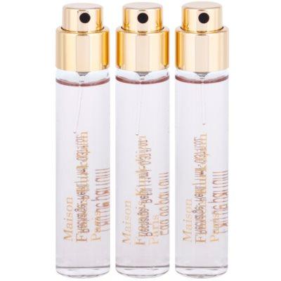 woda perfumowana dla kobiet 3 x 11 ml uzupełnienie