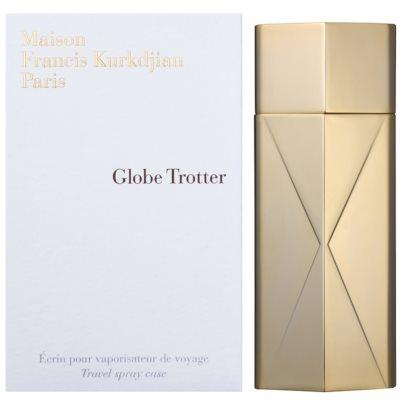 Maison Francis Kurkdjian Globe Trotter kovové puzdro unisex