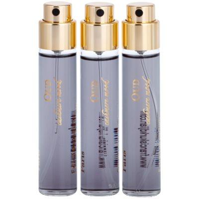 Parfumextracten  Unisex 3 x 11 ml Navulling