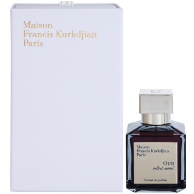 Maison Francis Kurkdjian Oud Velvet Mood extrato de perfume unissexo