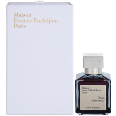 extrato de perfume unissexo 70 ml
