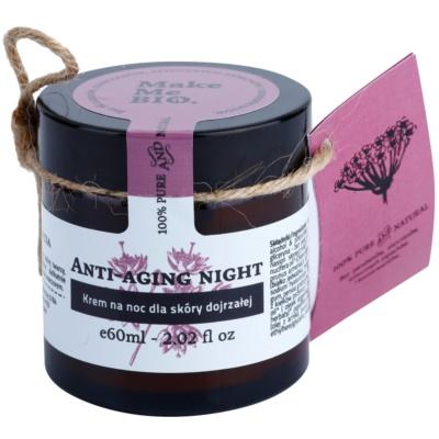 Night Cream For Mature Skin