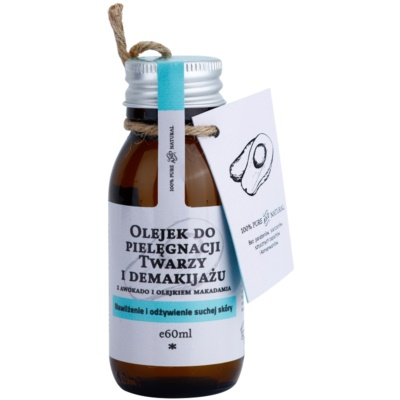 Naturöl fürs Abschminken und Hautpflege