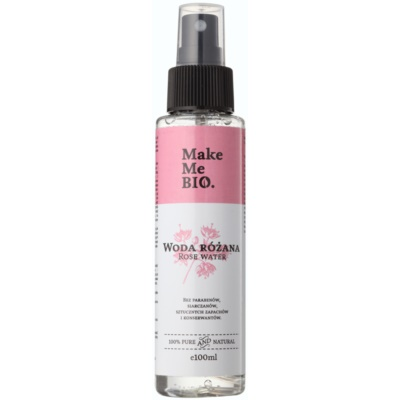 Make Me BIO Face Care eau de rose pour une hydratation intense