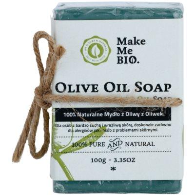 Make Me BIO Soaps savon naturel à l'huile d'olive
