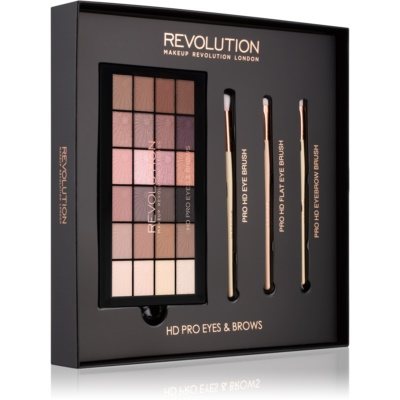 Makeup Revolution Pro HD Eyes lote cosmético I.