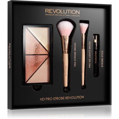 Makeup Revolution Pro HD Strobe Revolution coffret I.