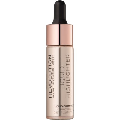 Makeup Revolution Liquid Highlighter tekutý rozjasňovač