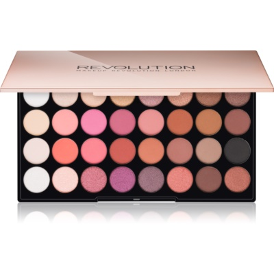 Makeup Revolution Flawless 4 paleta de sombras