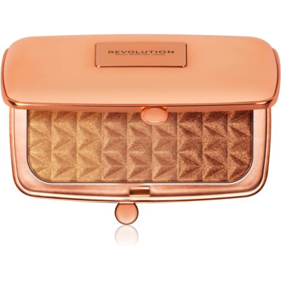 Makeup Revolution Renaissance Illuminate palette di illuminanti