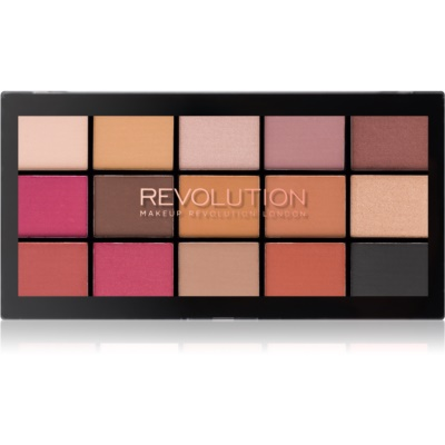 Makeup Revolution Re-Loaded paletka očných tieňov