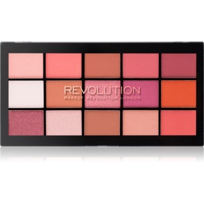Makeup Revolution Re-Loaded paleta de sombras