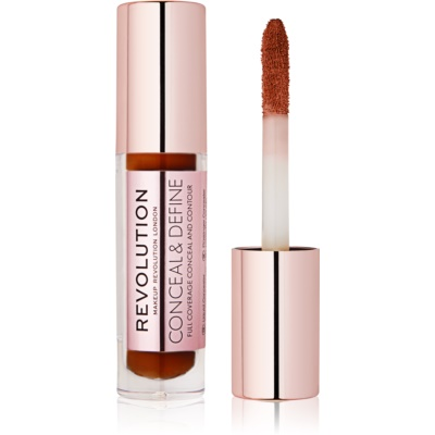 Makeup Revolution Conceal & Define corrector líquido