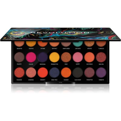 Makeup Revolution Creative Vol 1 palette de fards à paupières